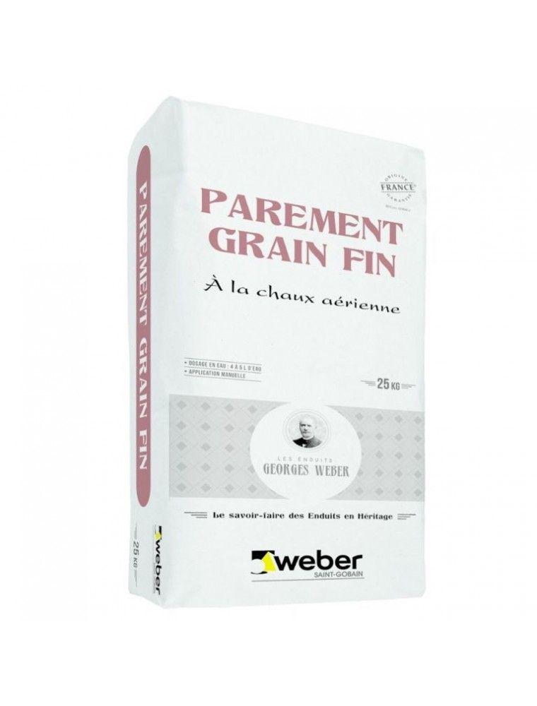 WEBER PAREMENT GRAIN FIN - CAL F