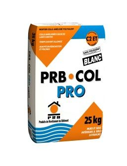 PRB COL PRO BLANC 25KG