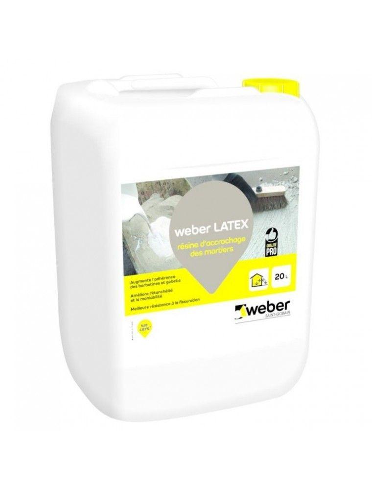 WEBER LATEX 20L