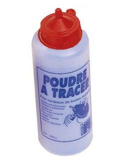 POUDRE A TRACER ROUGE 1KG