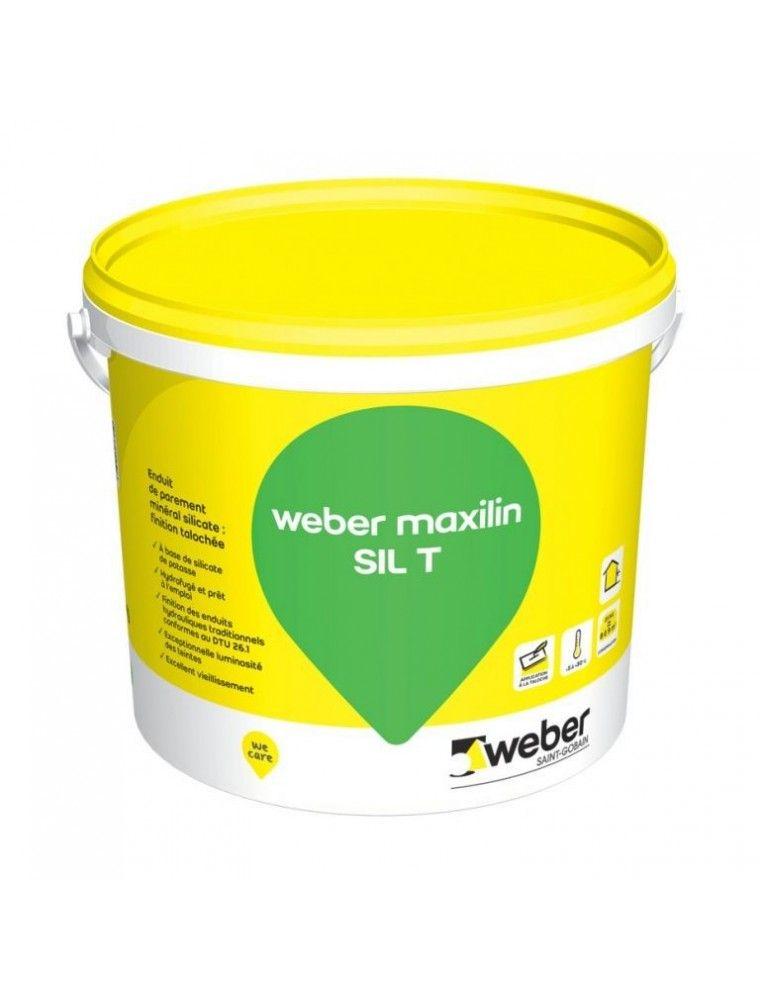 WEBER MAXILIN SIL T 25KG