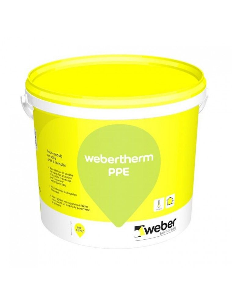 WEBER THERM PPE 25KG