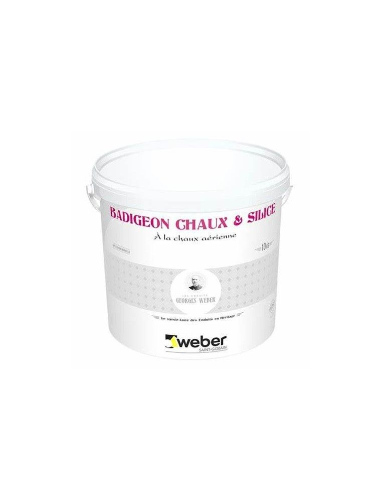 WEBER PRODEXOR K+S (Badigeon chaux et silice)
