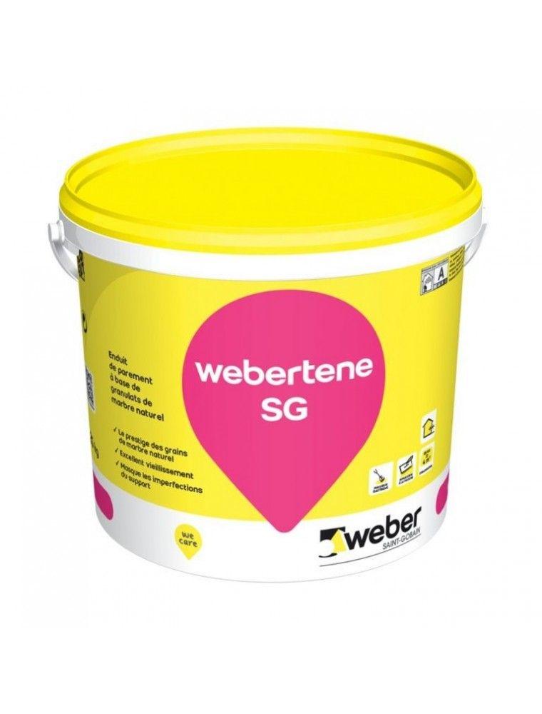 WEBER TENE SG 25KG