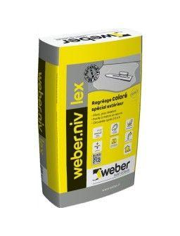 WEBER NIV LEX 25 KG