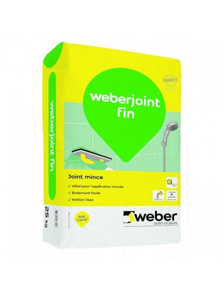 WEBER JOINT FIN 5KG / 25KG