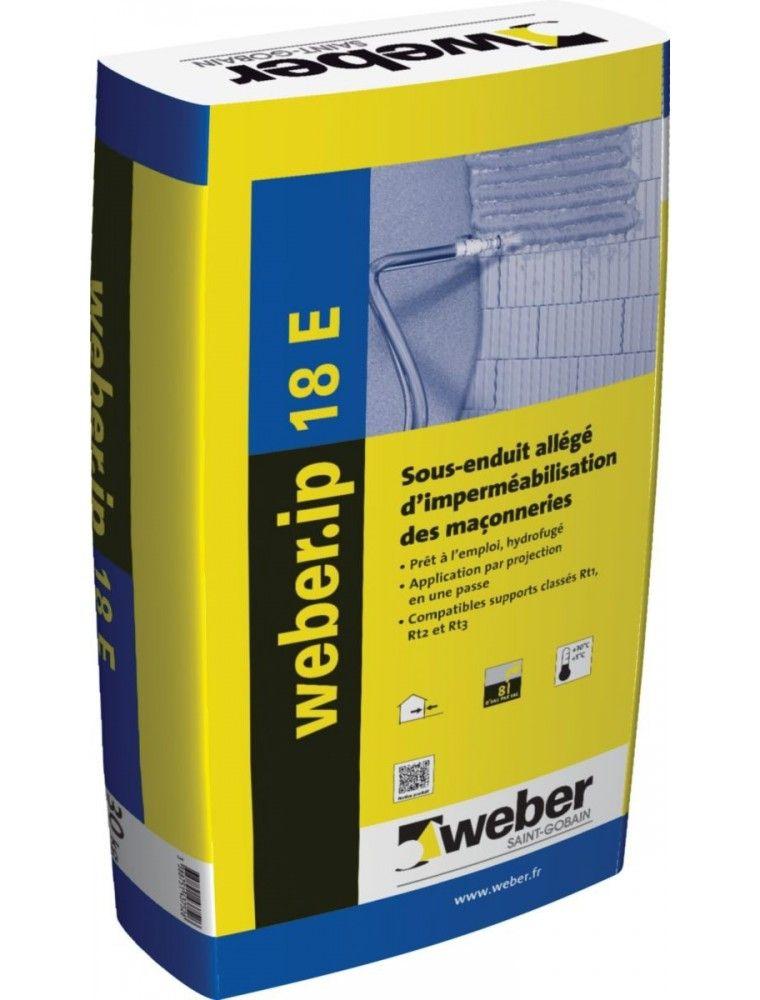 WEBER IP18E 30KG