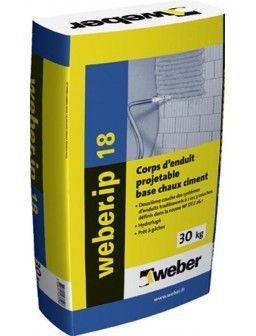 WEBER IP18 30KG
