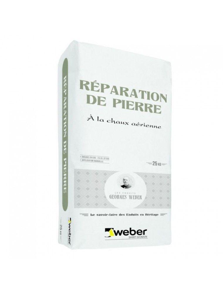 WEBER REPARATION DE PIERRE DF 25KG