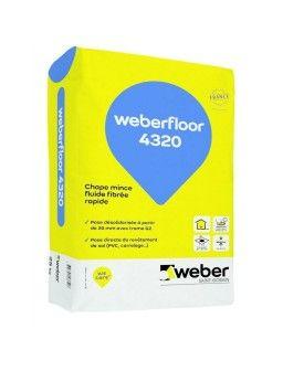 WEBER FLOOR 4320 25KG