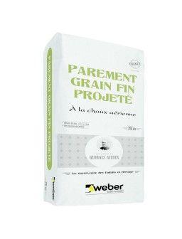 WEBER PAREMENT GRAIN PROJETE 25KG