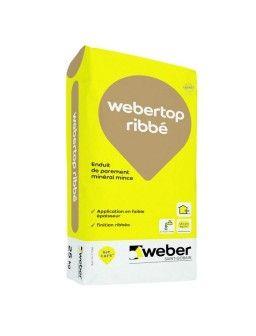 WEBERTOP RIBBE 25KG