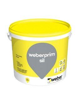 WEBER PRIM SIL 15L