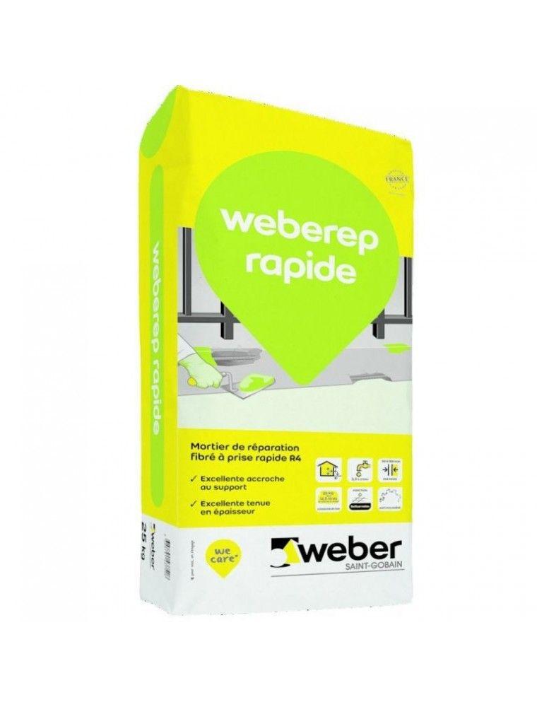 WEBER REP RAPIDE