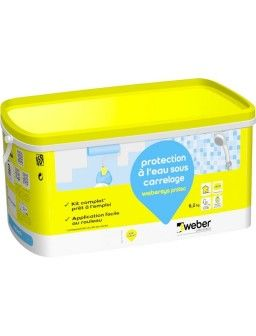 WEBER SYS PROTEC - KIT DE 6.2KG