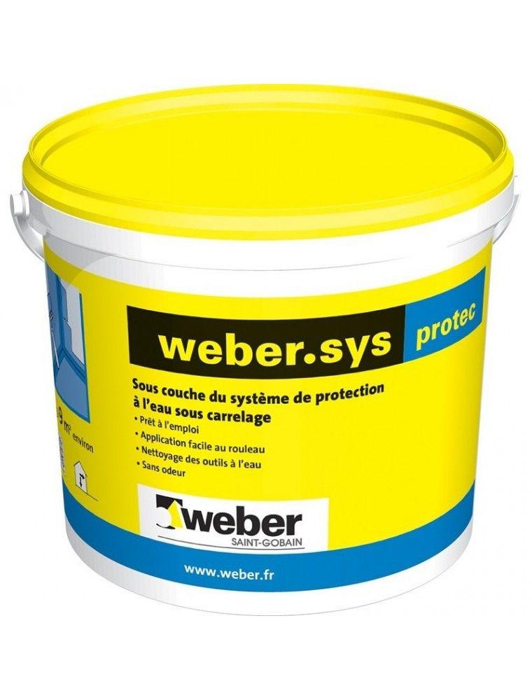 WEBER SYS PROTEC - 7KG / 20KG