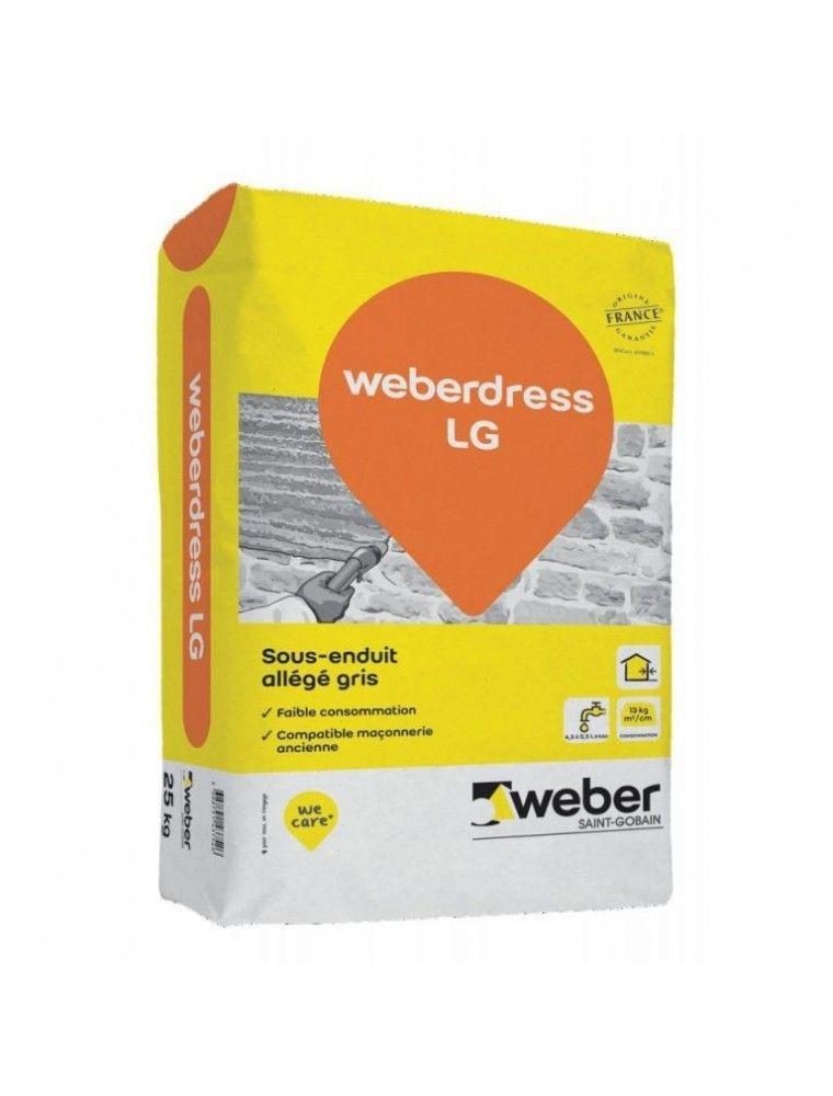 WEBER DRESS LG 25KG