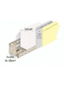 KIT ISOLATION EXTERIEURE