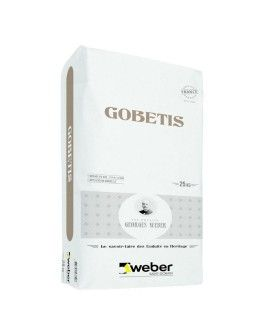 WEBER GOBETIS 25KG