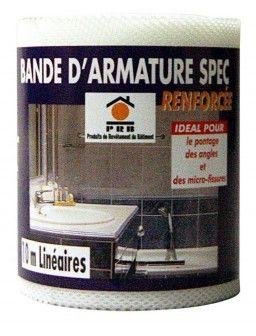 BANDE D'ARMATURE RENFORCEE SPEC 10ML