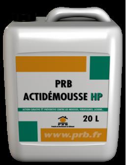 PRB ACTIDEMOUSSE HP 20L