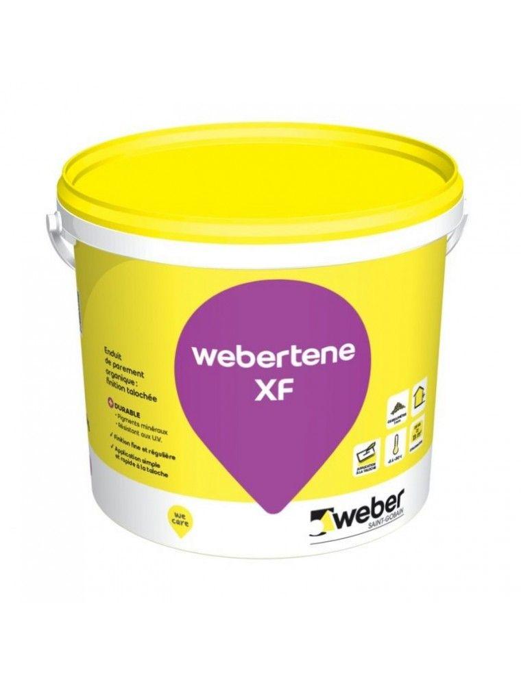 WEBER TENE XF 25KG