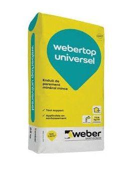 WEBER TOP UNIVERSEL 25KG