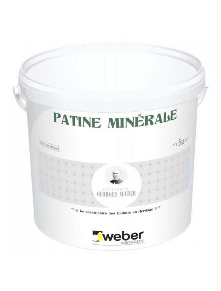 WEBER PATINE MINERALE 5KG