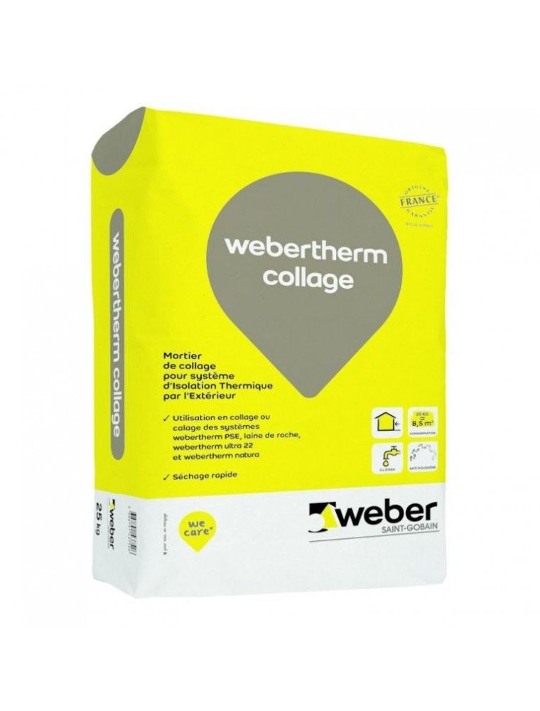 WEBER THERM COLLAGE 25KG