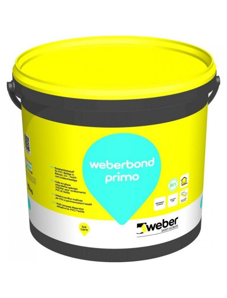 WEBERBOND PRIMO 13KG