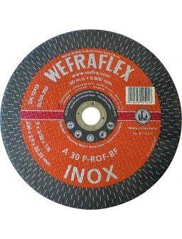 Disque de tronconnage Euromaster INOX Droit pour inox 230 x 2,5 x 22 mm