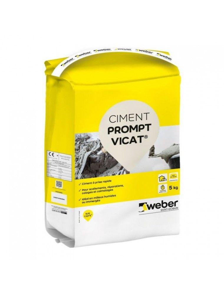 WEBER CIMENT PROMPT VICAT 5KG