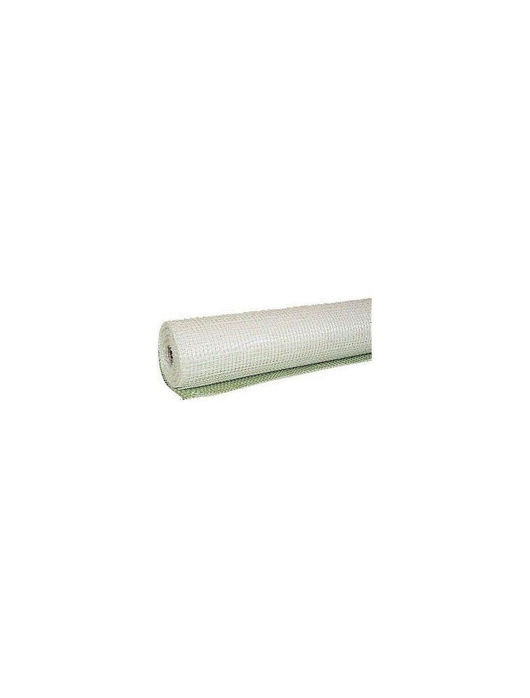 Treillis de fibre de verre 165 g/m² pour isolation thermique par l'extérieur (ITE)