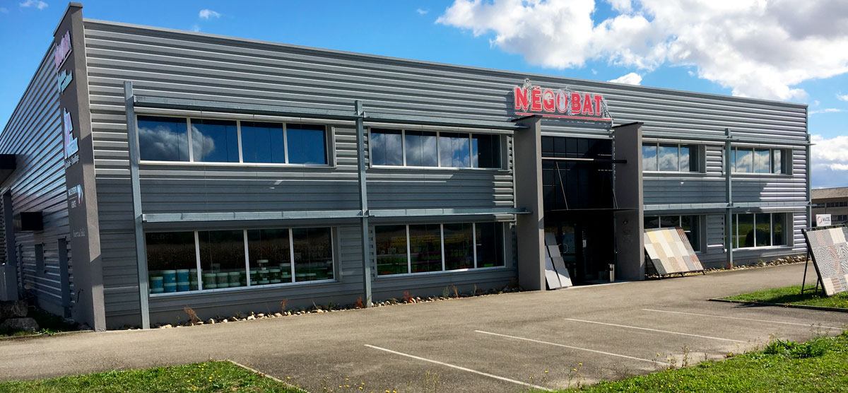 Negobat, votre magasin de bricolage et outillage près de Colmar, Mulhouse et Strasbourg en Alsace.